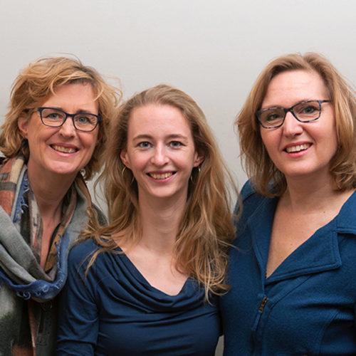 Elise van den Broek, Lisanne van den Broek & Sylvia van der Nol <span>DuurzaamVerbonden</span>
