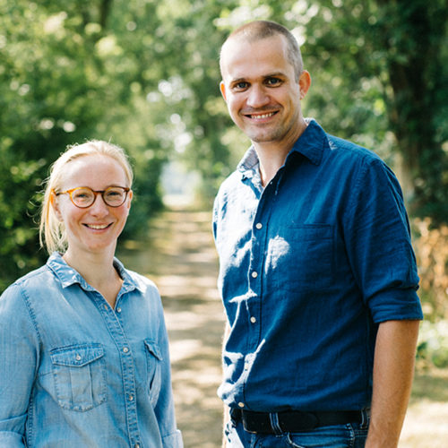 Willeke & Adrian Roest <span>InTeam</span